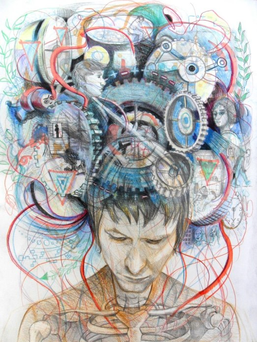 Becoming Aware of the Mind, by Andrew Gable